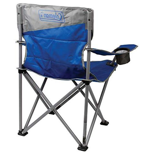 Coleman Big-N-Tall Chair - Blue