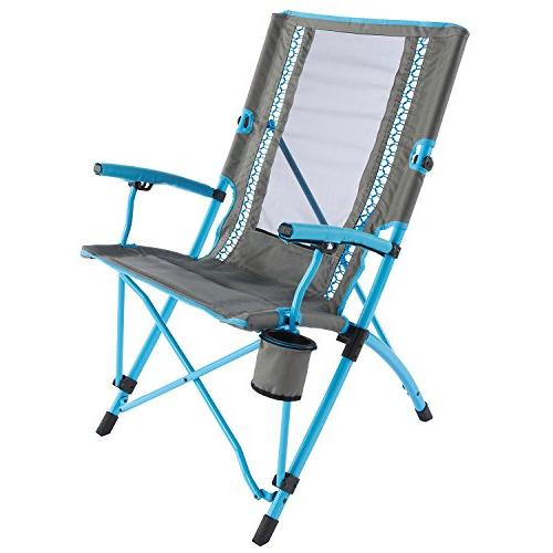bungee sling camping chair