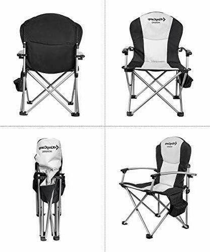 KingCamp Camping Chair Heavy Director's Chair...