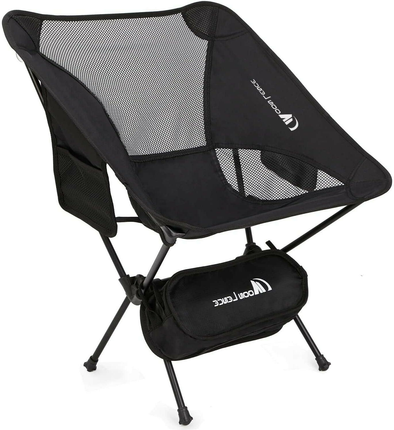 camping chair high