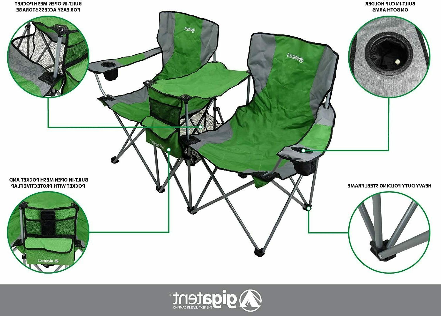 Camping Set Double Heavy Cup Sports