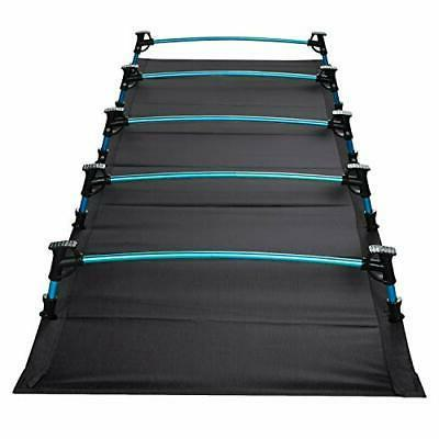 MOON LENCE Camping Cot for Adults Lightweight Portable Bed Compact