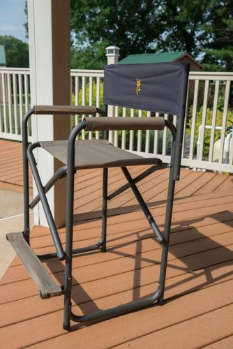 Camping Camp Director Outdoor Tall Seat Joy