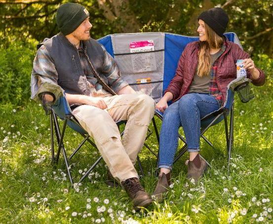 Camping Conversation Chair Camping Outdoor