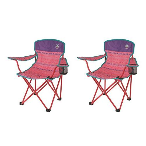 camping glow dark quad chairs