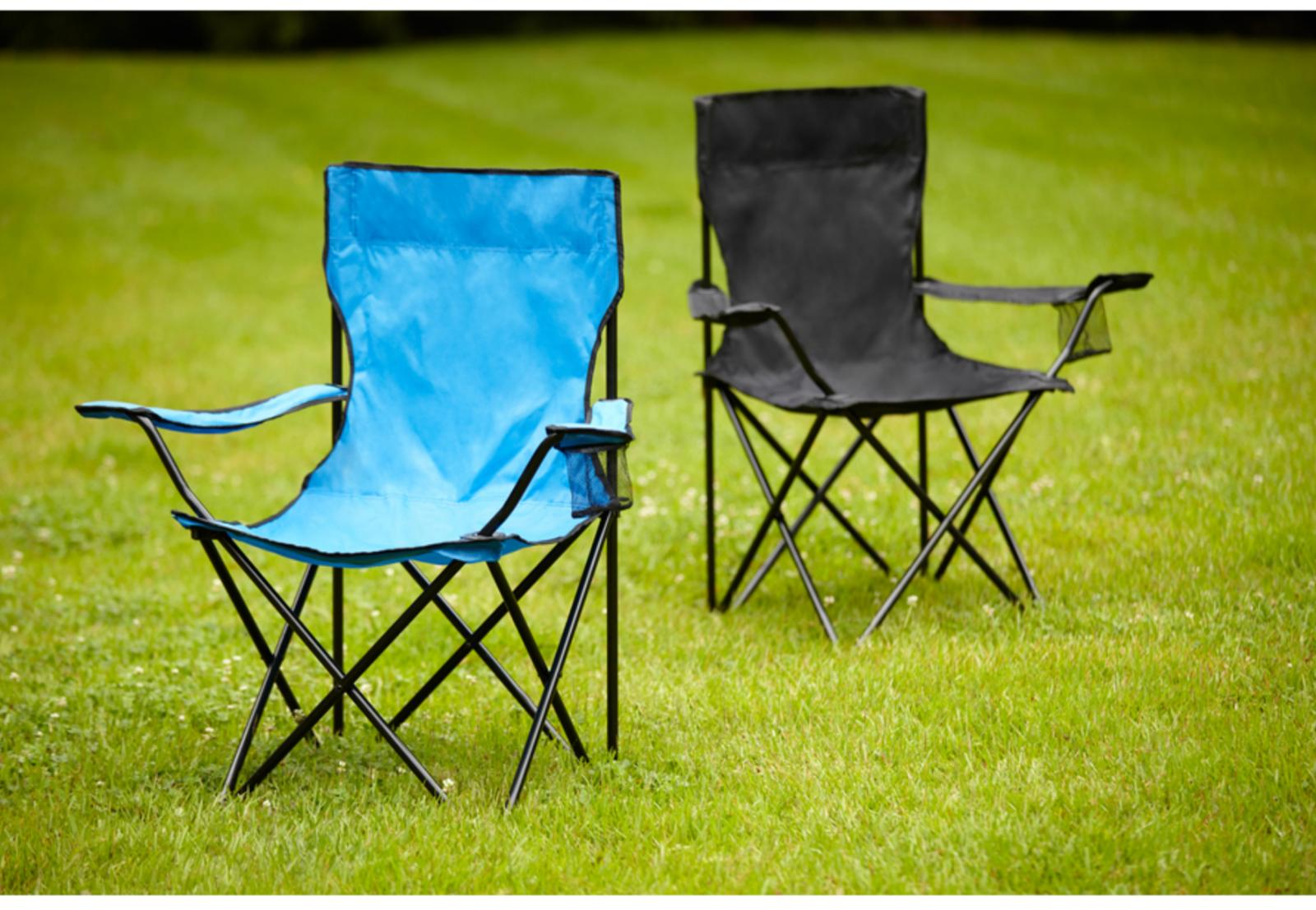 Camping Compact Steel Outdoor Portable Seat NEW