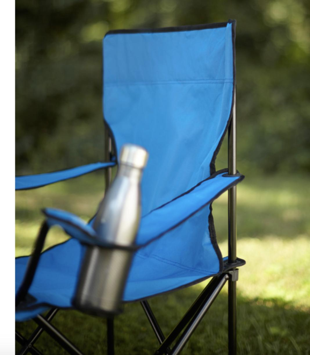 Camping Picnic Compact Steel Outdoor Seat