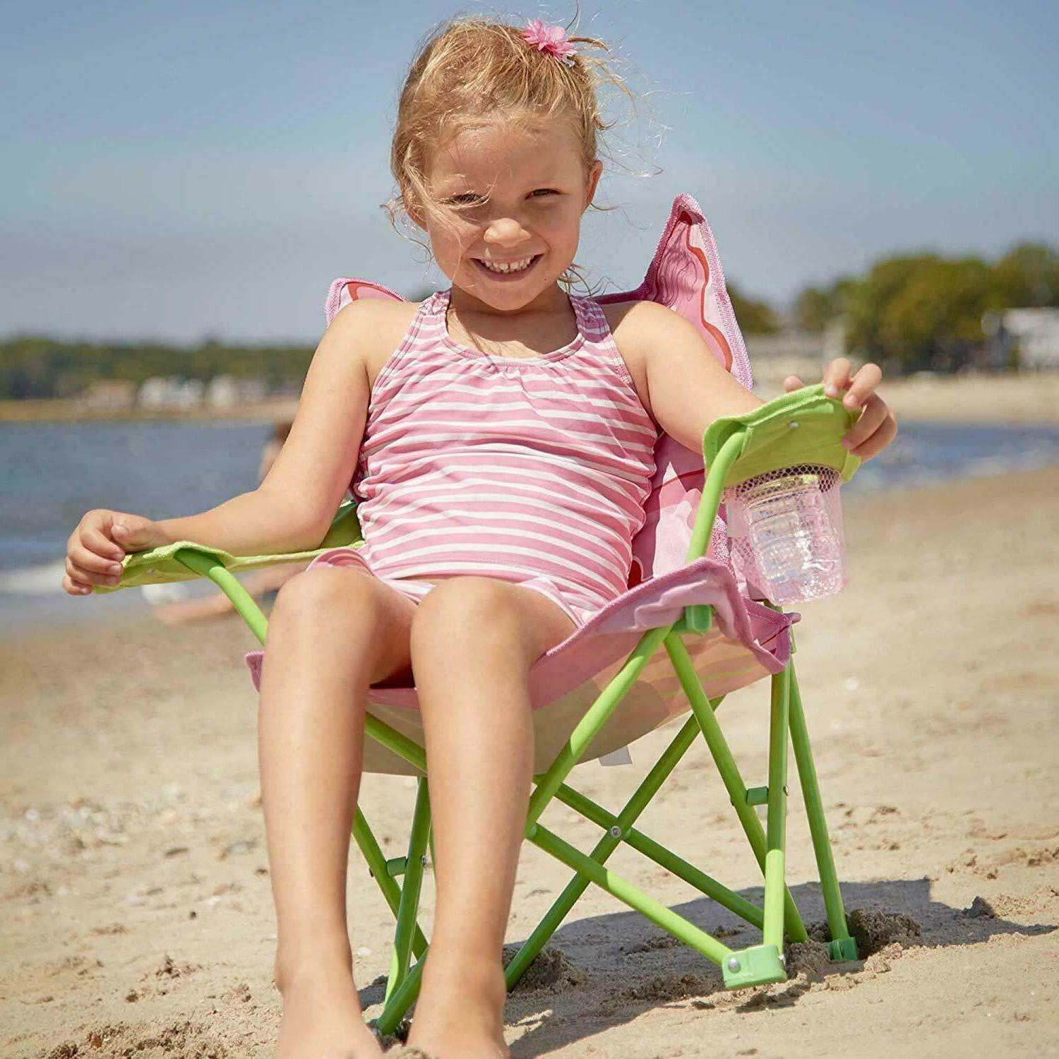 Camping Portable Butterfly Child Folding 3+ Years