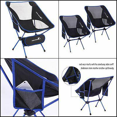 chair portable outdoor folding ultralight camping fishing