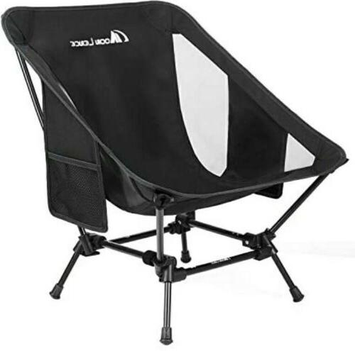 Moon Chair of 2 chairs capacity 242 lbs Camping