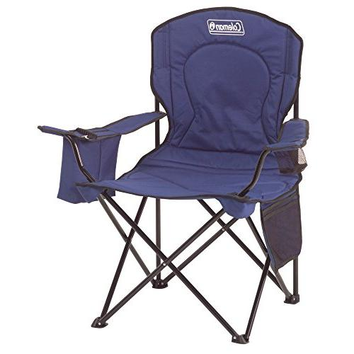 Coleman Chair, w/Cooler,