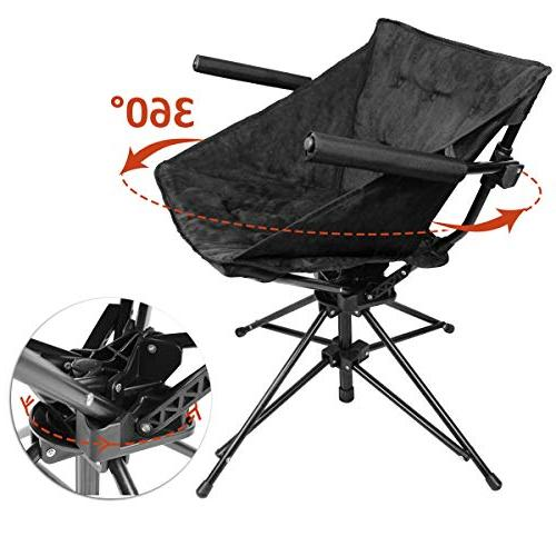 collapsible camping hunting chairs
