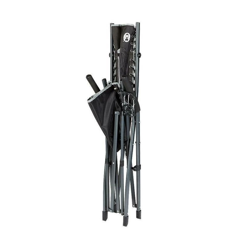 Coleman Suspension Chair Cooling Camping