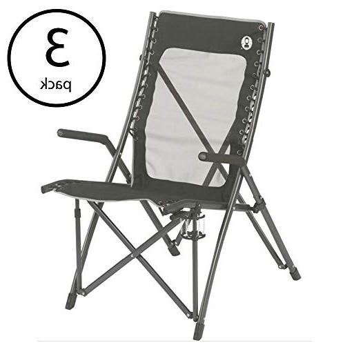 comfortsmart suspension camping chair