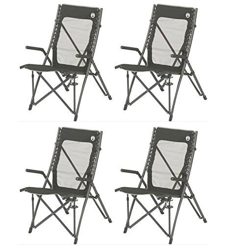 comfortsmart suspension camping folding chairs