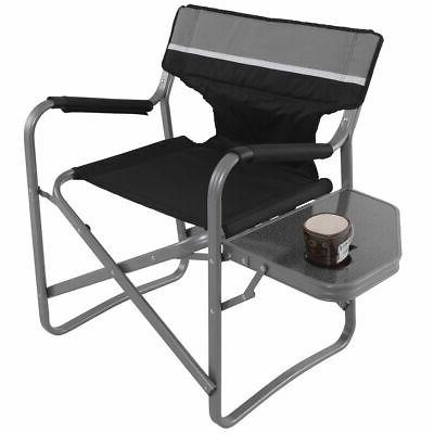 director s chair folding side table outdoor