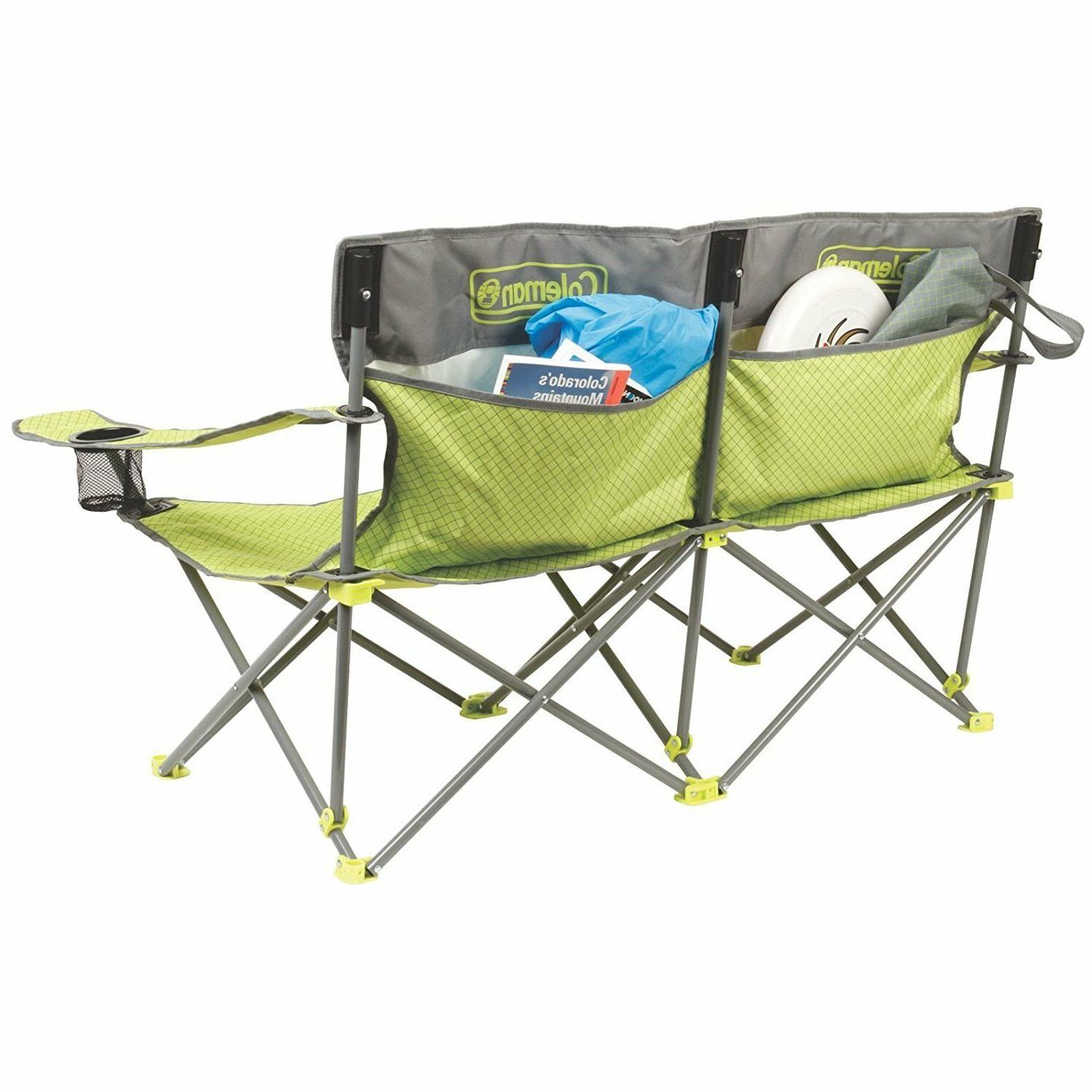 Double for Person Beach Outdoor Picnic Portable Folding