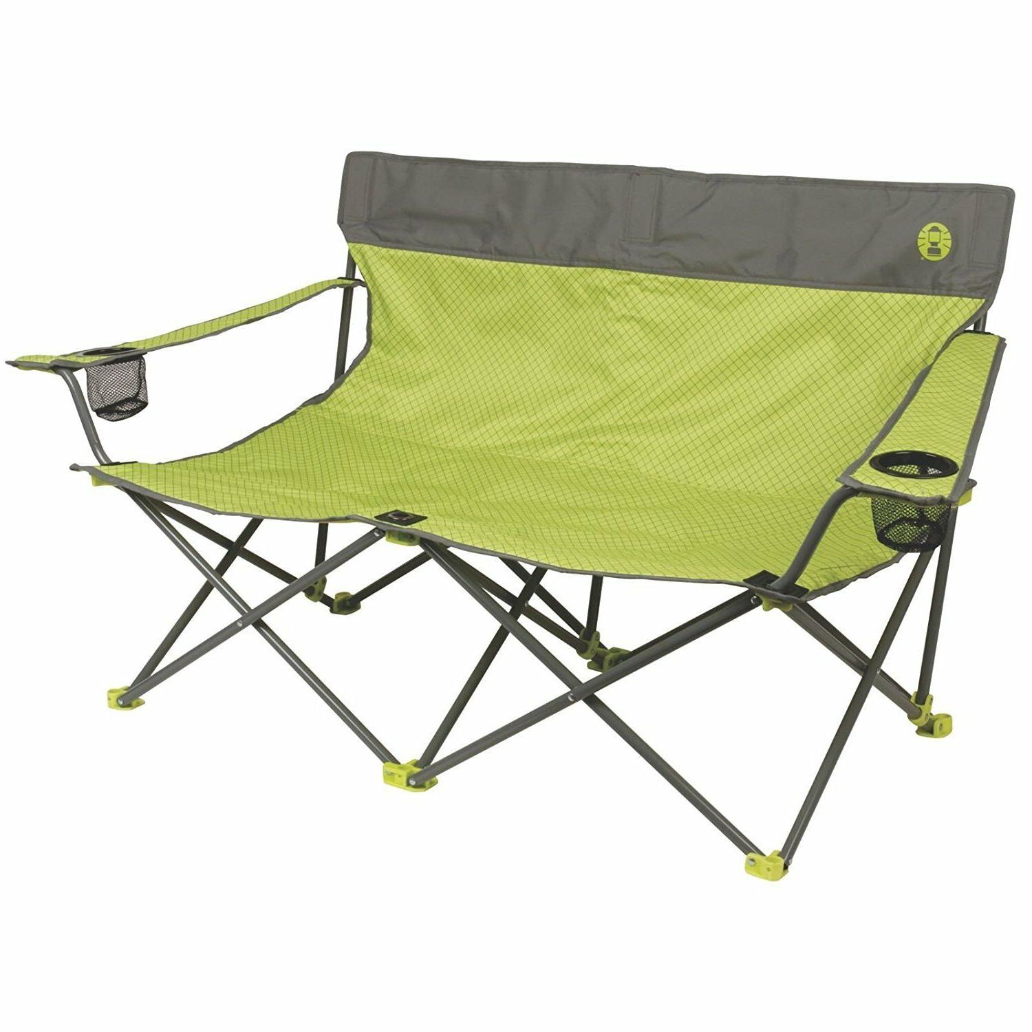 double chair for 2 person beach camping