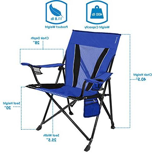 Kijaro Portable Camping Chair
