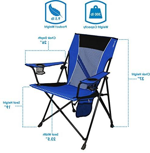 Kijaro Camping and Chair