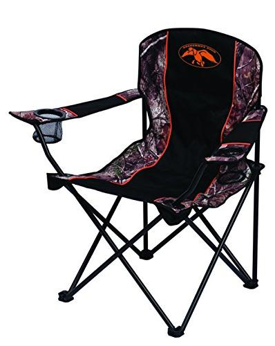 duck commander premier folding chair