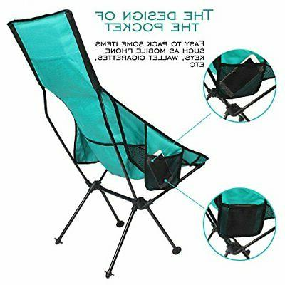 FBSPORT Backpack Chair, 2pack Lounge