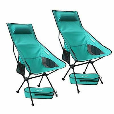FBSPORT Backpack Chair, Lounge Chair-teal