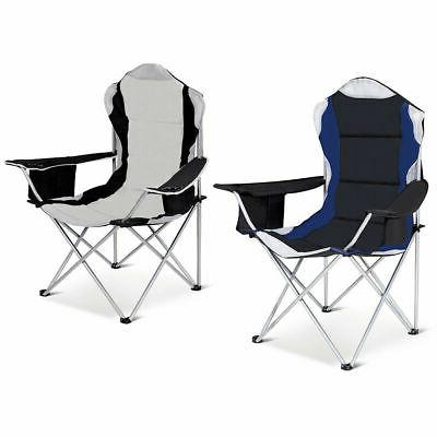 fishing camping chair seat cup holder beach