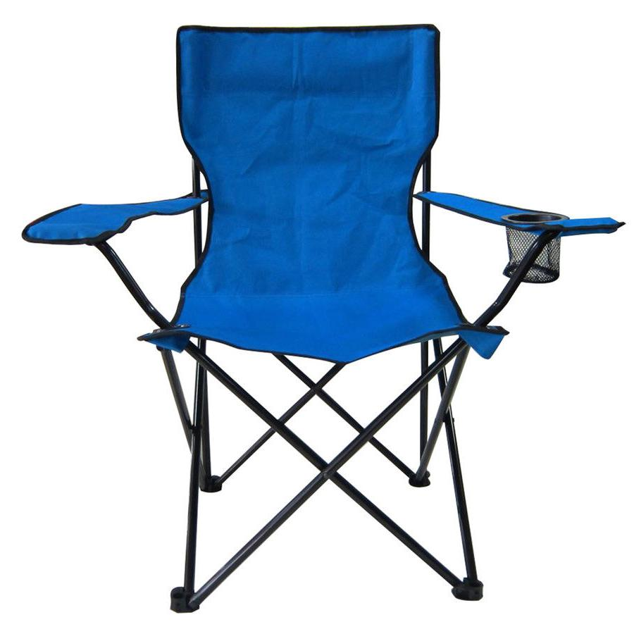Folding Beach Tail Gate Blue CLOSEOUT