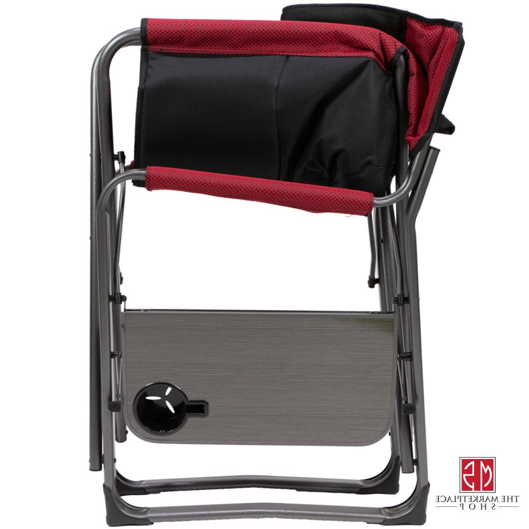 Folding Chair Padded W/ 600 Portable