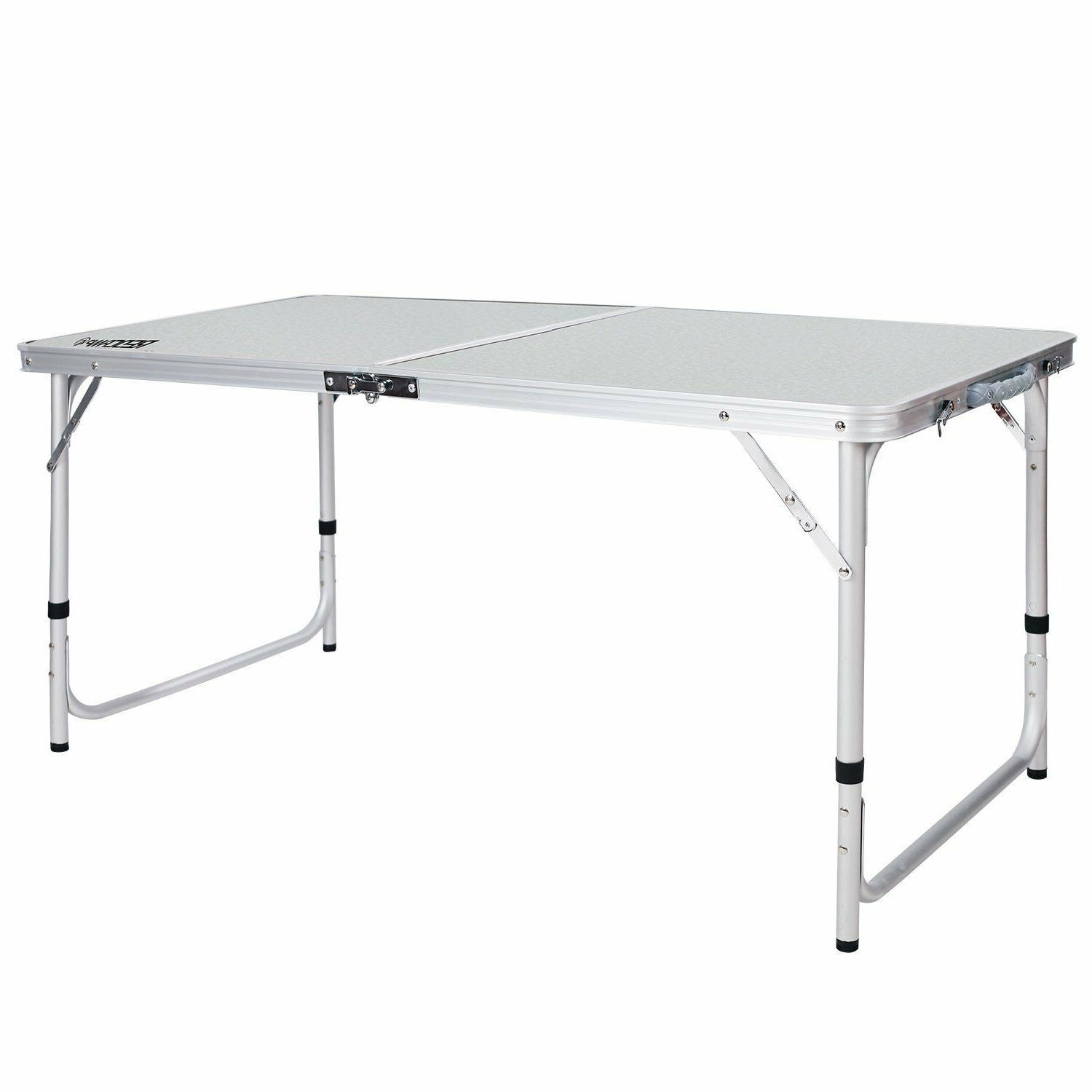 REDCAMP Camping Table Picnic Table