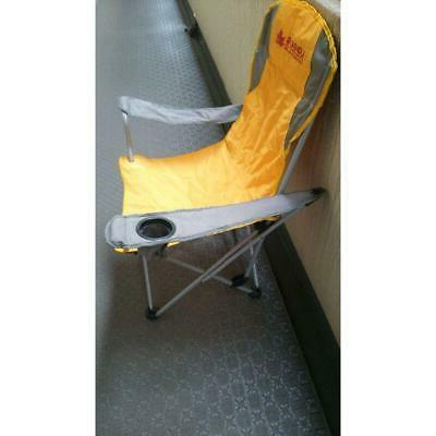 LOGOS Folding chair with storage Outdoors