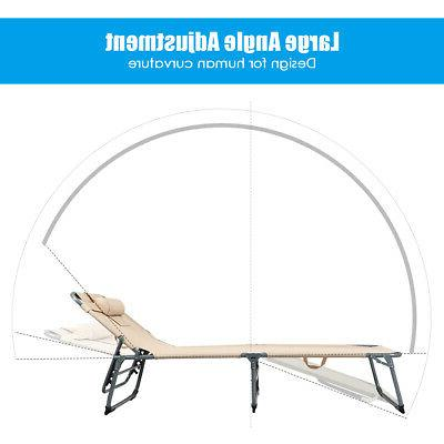 Folding Bed Adjustable Patio
