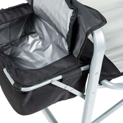 NEW Director's Makeup Camping Chair Outdoor Side