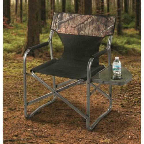 Folding Chair Lounge Camping With Oak