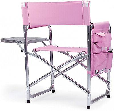 Picnic Time Folding Chair Sports Seat Outdoor Camping