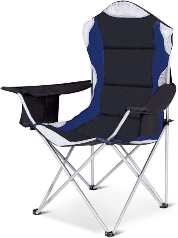 Folding Chair with Cup Bag Built-in cup New