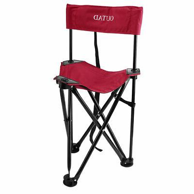 Folding Picnic Camping Chair Shelter Portable Backpacking Seat