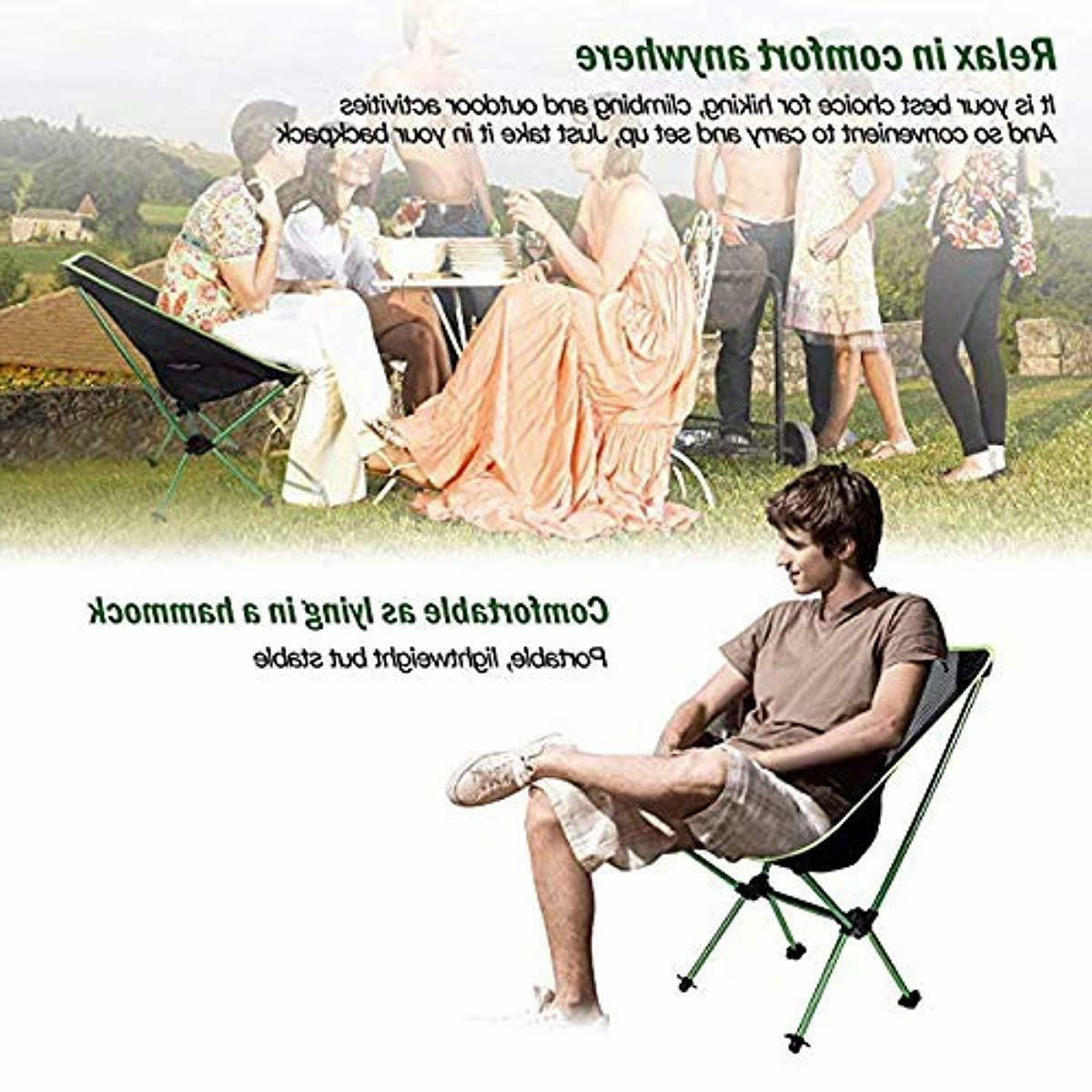 Folding Portable Camping Sports Backpacking Chair
