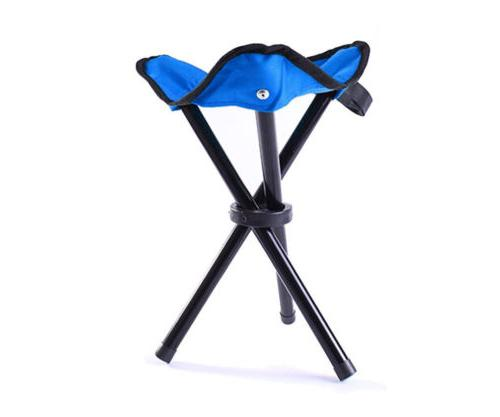 Folding Seat Tripod Travel Stool