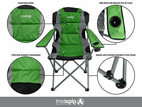 GigaTent Folding Chair Ultra Collapsible Outdoor