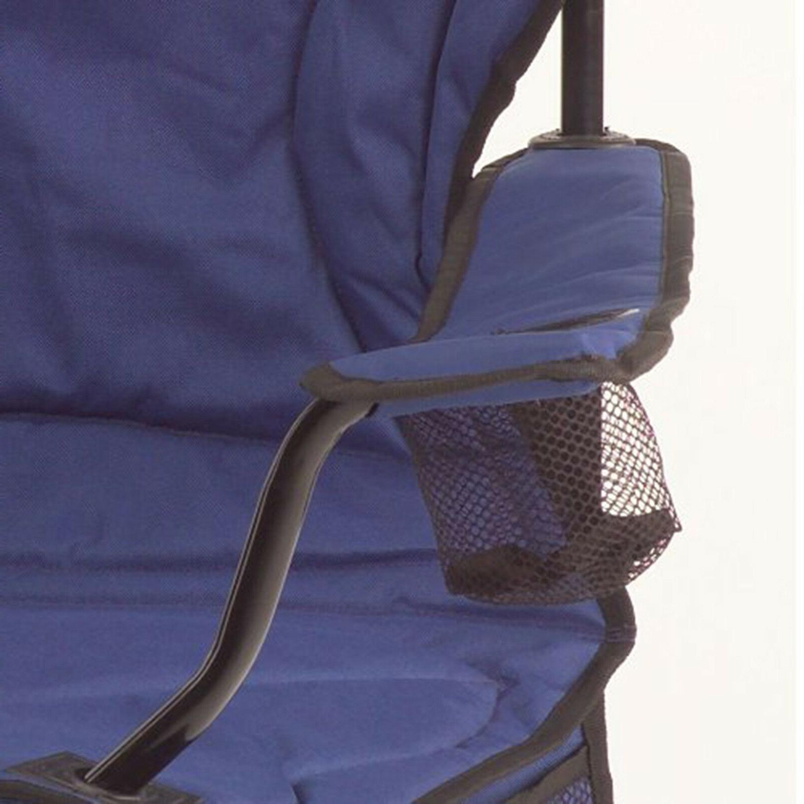 Heavy Oversized Camping Folding Chair Seat Holder