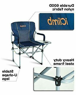 Camping Folding with Side Handle