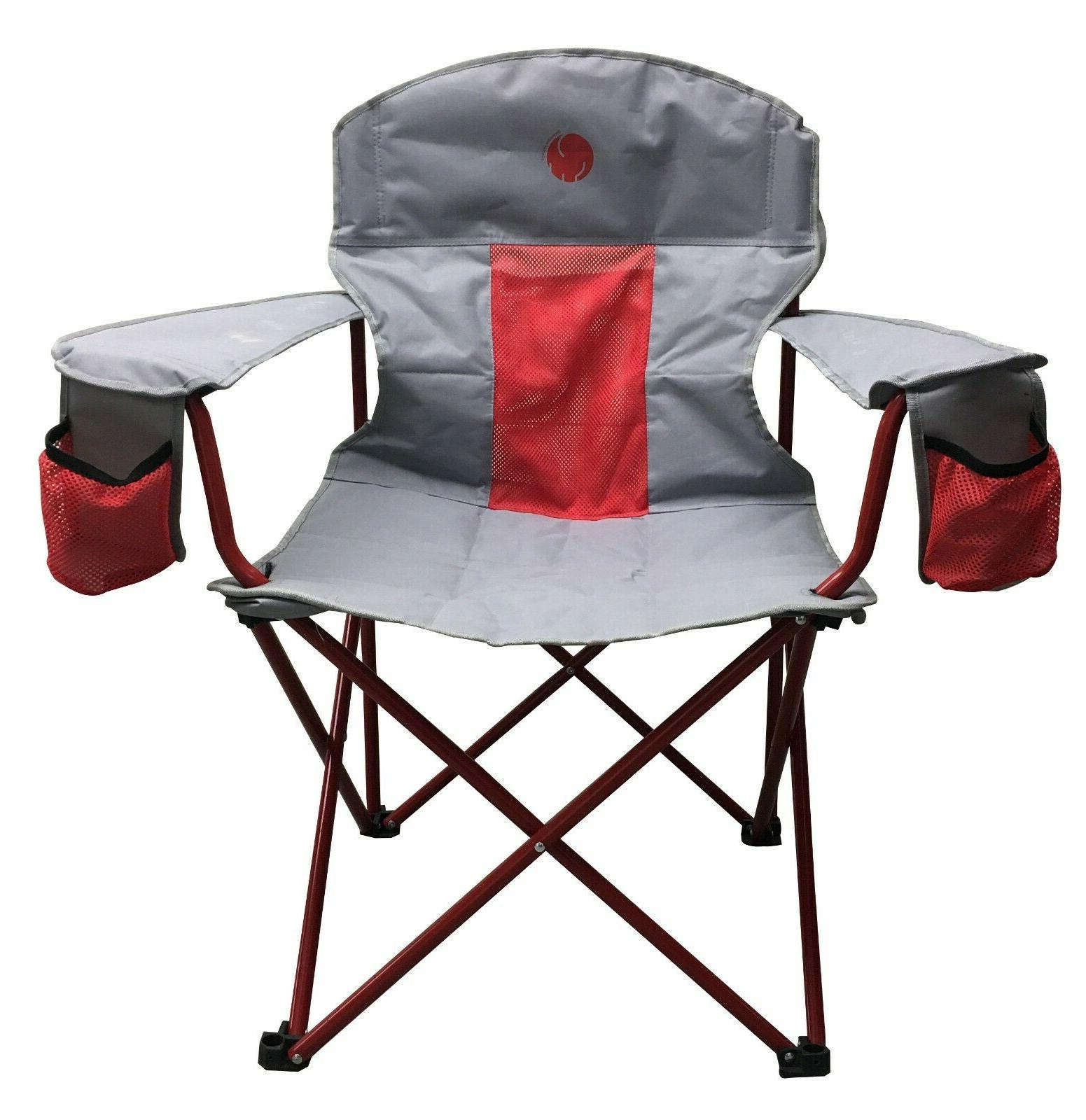 Heavy Duty Folding Camping Chair For Outdoor Sports Activiti
