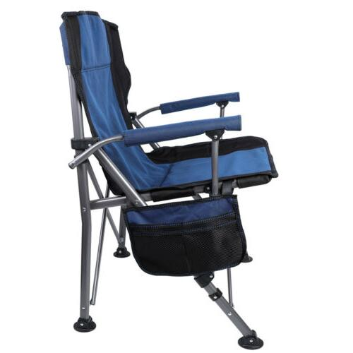 Outdoor Folding Chairs Rocking Cup Holder