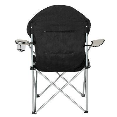 Heavy Portable Camping Chair Outdoor Fishing M