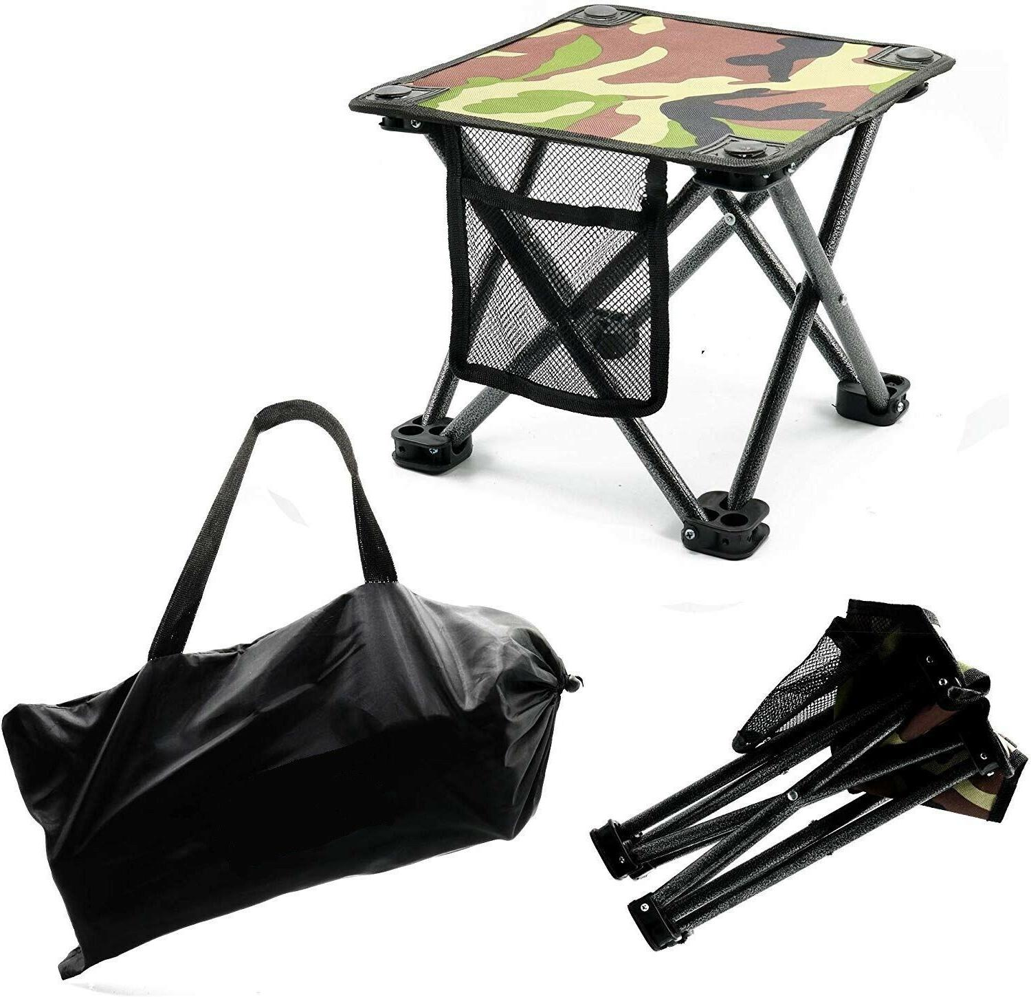 heavy duty portable folding travel chair camping