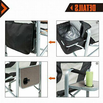 Heavy Duty Steel Folding Director Table