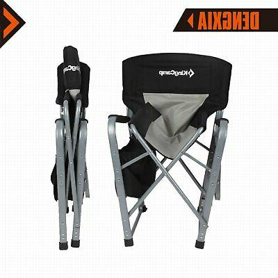 Heavy Folding Chair Cooler Bag Table