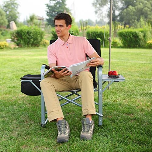 Camping Folding Chair with and